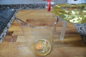 Aceite para hacer mahonesa casera